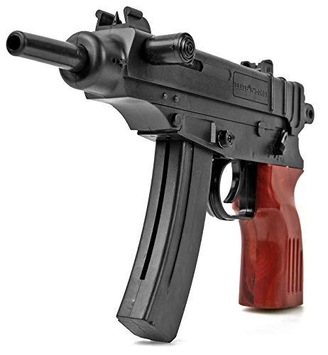Nick and Ben Softair Einsteiger Softair Waffen Set Maschin Pistole Magazin Munition