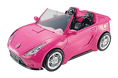 Barbie Glam Convertible from Mattel