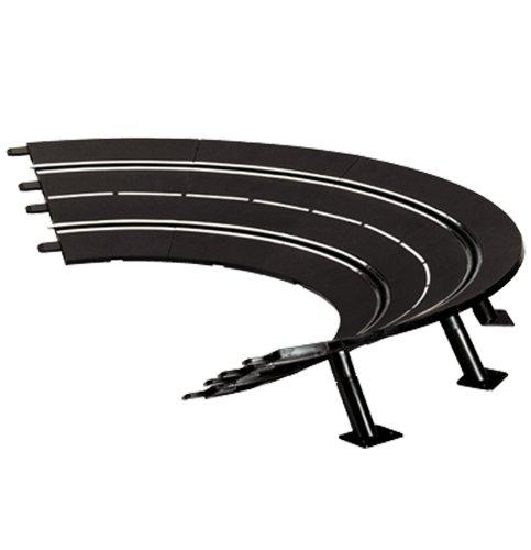 Carrera Exclusiv/ Evolution, Maßstab 1:24, Neigung Steilkurven 1/ 30° Grad, 6 Stück
