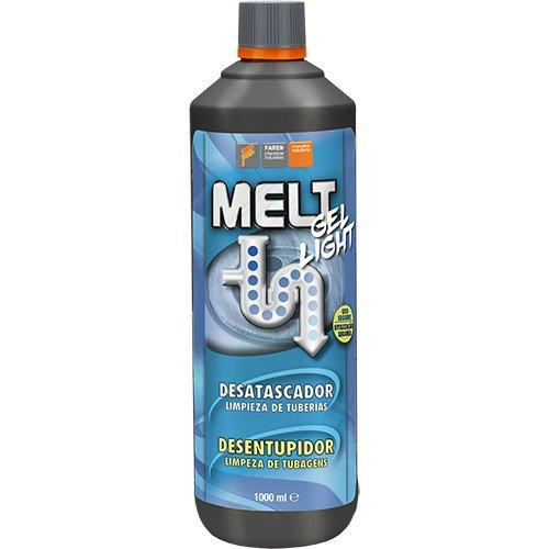 Faren 260001SPPT Desatascador gel sin ácido sulfúrico, Beige