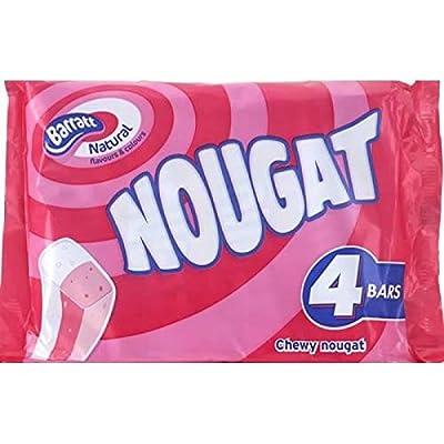 barratt chewy nougat 4 x 35g bars Barratt Chewy Nougat 4 x 35g Bars 41tHMpoBa0L