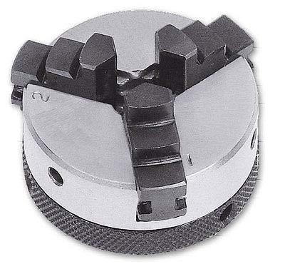 Factory Mandril de torno 65 mm autocentrado 3 mordazas rosca de montaje M14 x 1.0