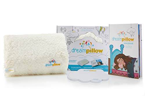 Dream Pillow | Promotes better sleep Routine | Helps kids avoid nightmares | Huggable pillow | Child sleep remedy | Cuddle cushion | Solve child's sleep problems | Sleep remedies for children I Diary