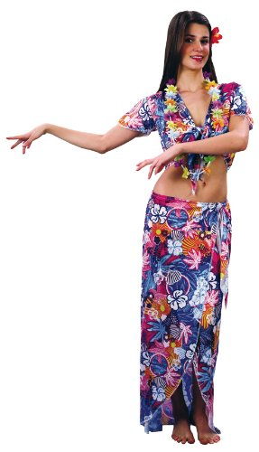 COSTUME HAWAI FEMME