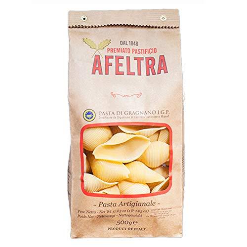 Granano Paste IGP Afeltra Monchill, gerillt, gemischt, 500 g