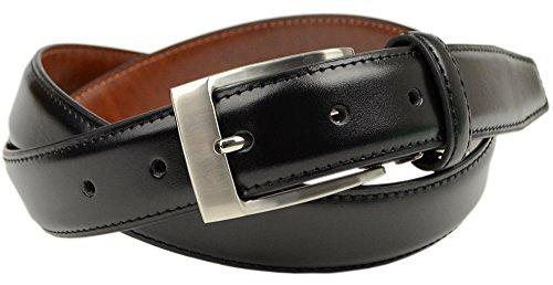 [01 walk]ビジネスベルト 紳士ベルト メンズ 本革 上品 定番 シンプル ベーシック フォーマル 30mm ベルト...
