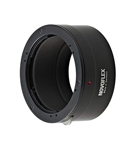 Novoflex Objektiv-Adapter für Contax/Yashica-Objektiv an Nikon-Z-Kamera
