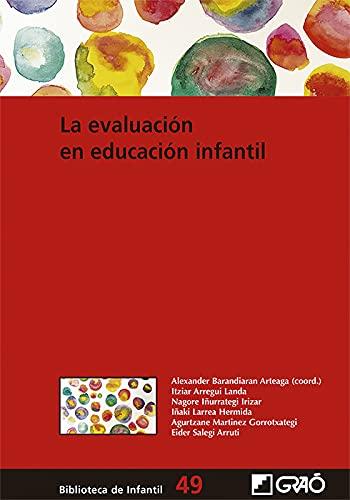 La evaluación en educación infantil: 049 (Biblioteca Infantil (español))