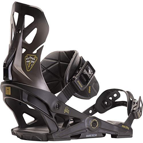 NOW Brigade Snowboard Binding Black/Brown, L