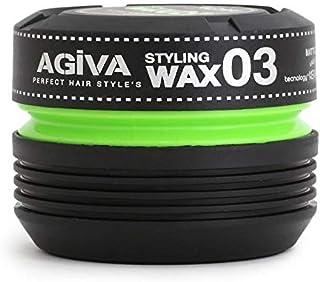 Agiva Hair Wax 03 Matte Look 175 ml