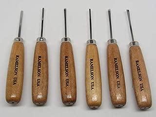 Ramelson Sub Mini Wood Carving Gunsmith Luthier Violin Decoy Tools USA 116M