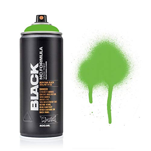 Montana Black P 6000 power green, 400 ml Sprühdose