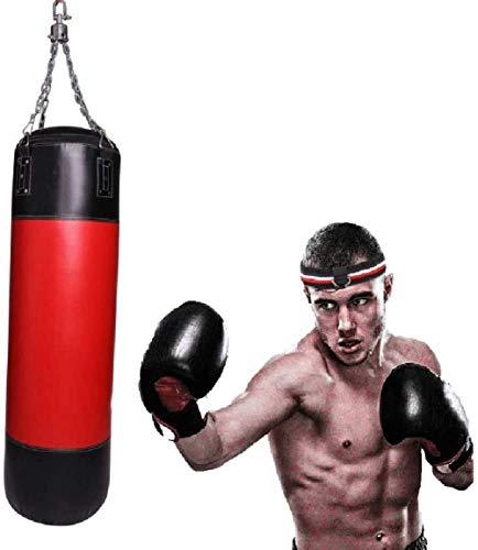 DIMPLEYA Boxsack Für Das Boxtraining Gefüllt Boxsack, Boxsack, Durable,-antistoß-boxsack, hauptgymnastik-ausrüstung, geeignet für Erwachsene fitnessübung