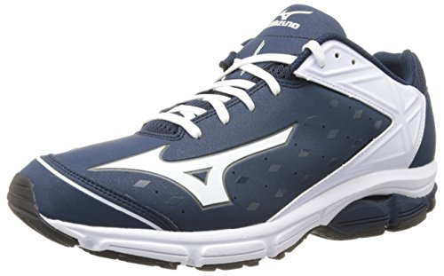 Mizuno Swagger 2 Trainer Mens Turf Shoes 15 Royal-White