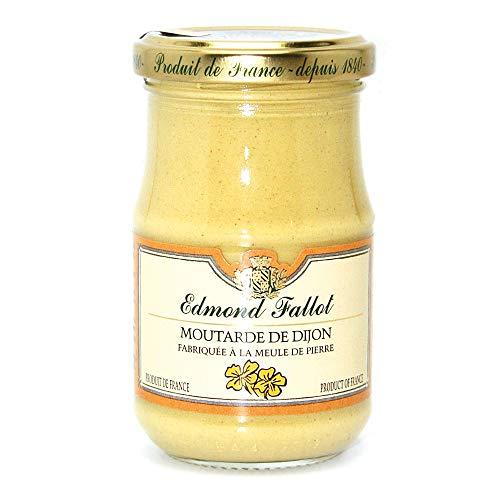 Dijon Senf, fein und scharf, Fallot, 190 ml
