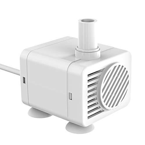 Perfit Bomba de agua para mascotas, gatos, perros, fuente de hidratación, disparador DIY de motor, accesorios, repuesto ultrasilencioso, 5 V, USB