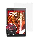atFolix Schutzfolie kompatibel mit Google Nexus 9 Folie, entspiegelnde & Flexible FX Bildschirmschutzfolie (2X)
