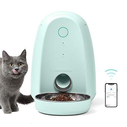 DOGNESS Comedero Automático para Gatos y Perros pequeños