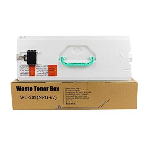 Compatibel Afval Toner Box Vervanging voor CANON WT-202 NPG67 Afval Toner Box voor CANON IMAGERUNNER ADVANCE C3320L C3530 C3525 C3520 C3330 3325 3320 Toner Zwart
