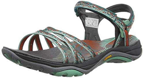 Karrimor Damen Martinique Iii Ladies Trekking-& Wanderhalbschuhe, Grau (Grey Green Ggn), 39 EU