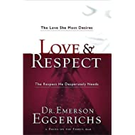 By Emerson Eggerichs - The Language of Love and Respect (Reprint)