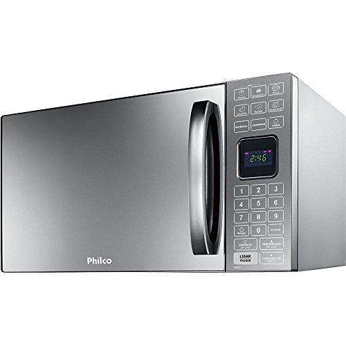 Micro-ondas Philco 25 Litros Cinza - PME25- 110V