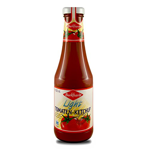6 x 500ml Burkhardt Light - Tomatenketchup