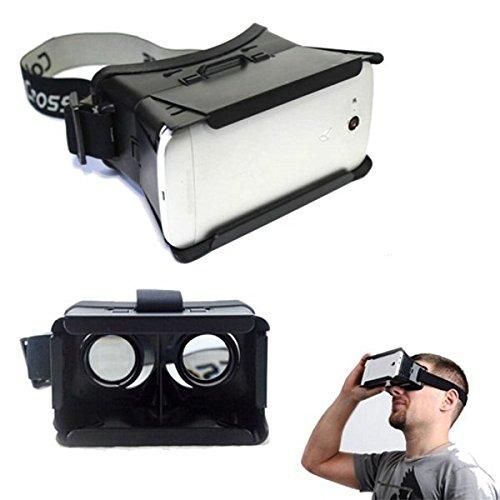 PhilMat Colorcross virtuali occhiali realtà 3D di video per smartphone 4~6 pollici