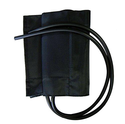 Blutdruckmanschette XL für Blutdruckmessgerät Tiga Gold 2 Zweischlauchgerät (für starke Arme - Armumfang 32 bis 48cm!)