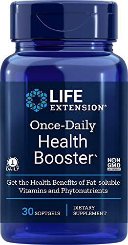 Life Extension Once-Daily Health Booster, 30 softgels