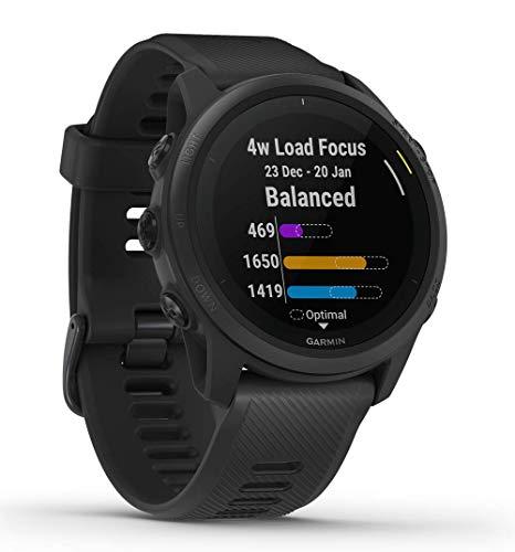Garmin Forerunner 745 Lauf- / Triathlonuhr - inkl. Bluetooth Headset - schwarz - 6