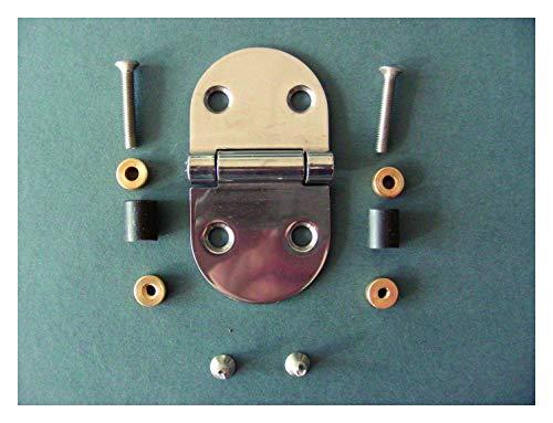 Keramag–Der Deckel Scharnier (Plaqué): 598080Scharnier für Deckel Töpfchen Joly