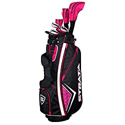 cheap Callaway Women's Strata Complete Golf Kit (11 pieces, right hand, graphite)
