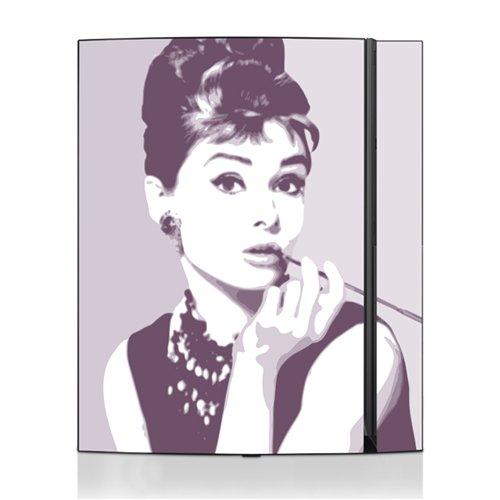 Wrappz 3M Vinyl Cover: Audrey Hepburn (PS3) [import anglais]
