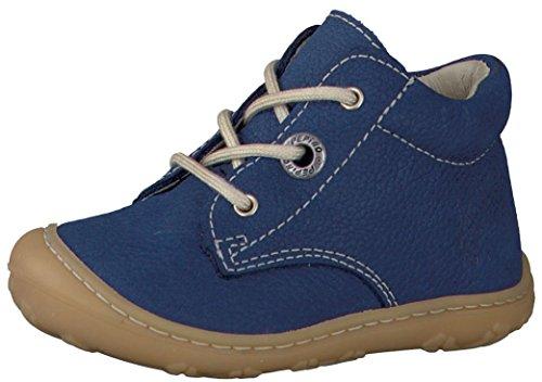 RICOSTA Cory 12.24900 Unisex - Babys Halbschuhe Blau, EU 18