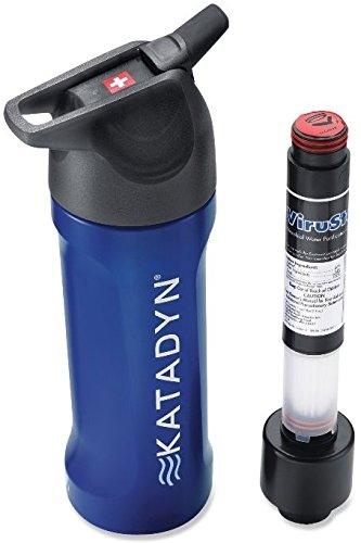 Katadyn - Mybottle Purifier - 24 - Blue Splash