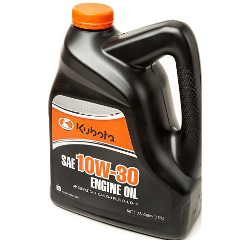 Kubota SAE 10W-30 Engine Oil Part # 70000-10201 (1) Gallon