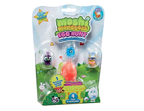 Moshi Monsters- Juguetes, Color (Flair Leisure Products MHN02000)