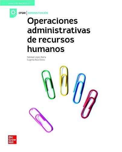 Operaciones administrativas de recursos humanos edicion 2021