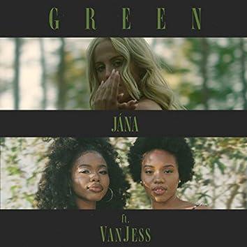 Green (feat. Vanjess)