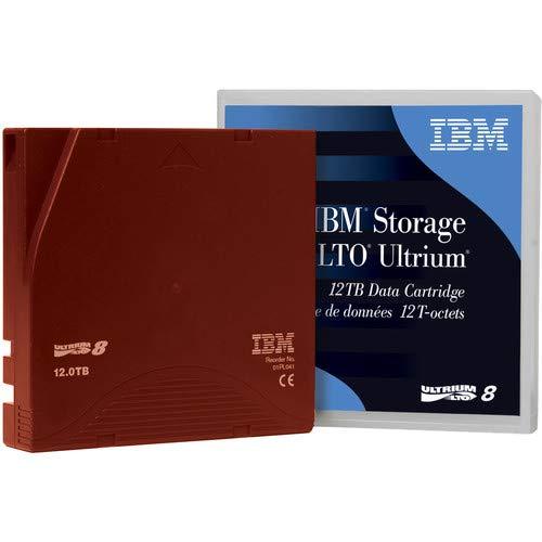 IBM Ultrium LTO-8 (BaFe) Etiquetado 12TB/30TB - 01PL041