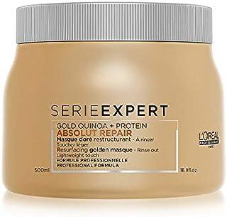 L'Oreal Professional LORHP-67454 Serie Expert Absolut Repair Gold Quinoa & Protein Golden Masque 500ml