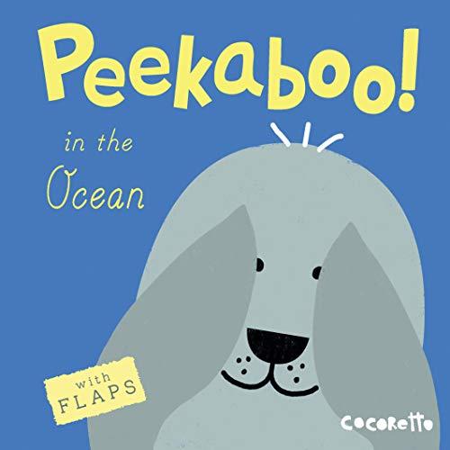 Peekaboo! in the Ocean!: 4