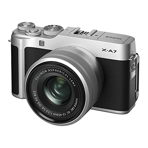 Fujifilm X-A7 Mirrorless Digital Camera...