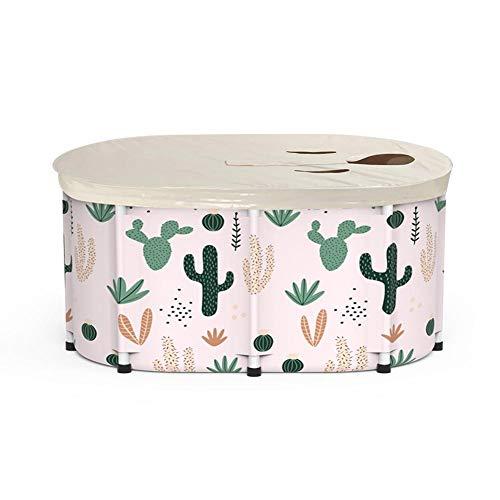 cobud Inflatable Bath Bathtub for Adult Portable 2 Person Hot Tub Bath Tub Foldable Bathtub Using Anytime Antwhere