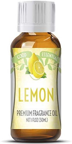 Top 10 Best lemon essential oil 1 oz Reviews