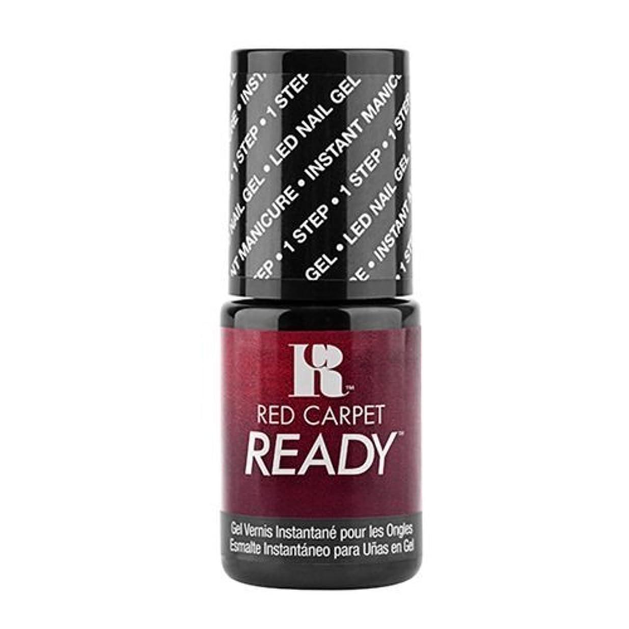 速記恩赦請求Red Carpet Manicure - One Step LED Gel Polish - Big Screen Siren - 0.17oz / 5ml