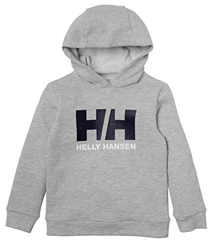 Helly Hansen Logo Hoodie-40480 Hoodie, Mehrfarbig, 4