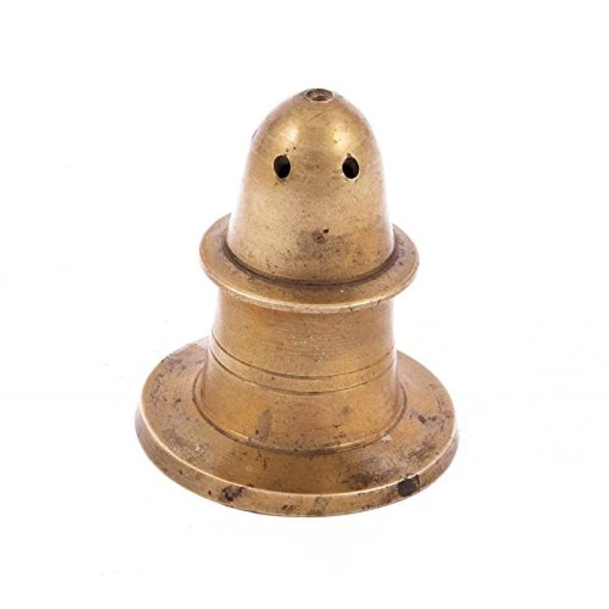 小道亡命主人Tiny真鍮Insenseホルダー