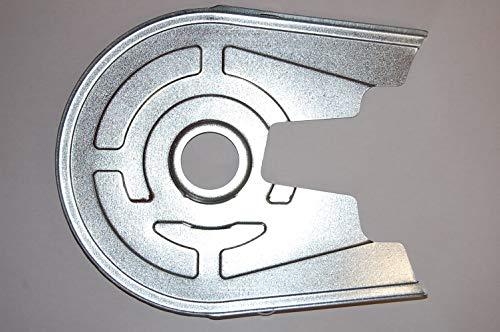 Puky Kettenschutzhalteblech verzinkt für ZL12 und ZL16